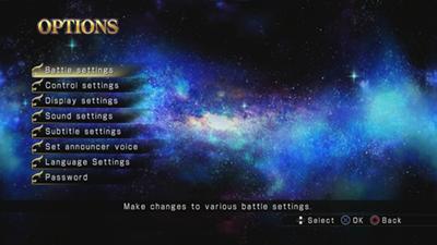 SSSS-Options